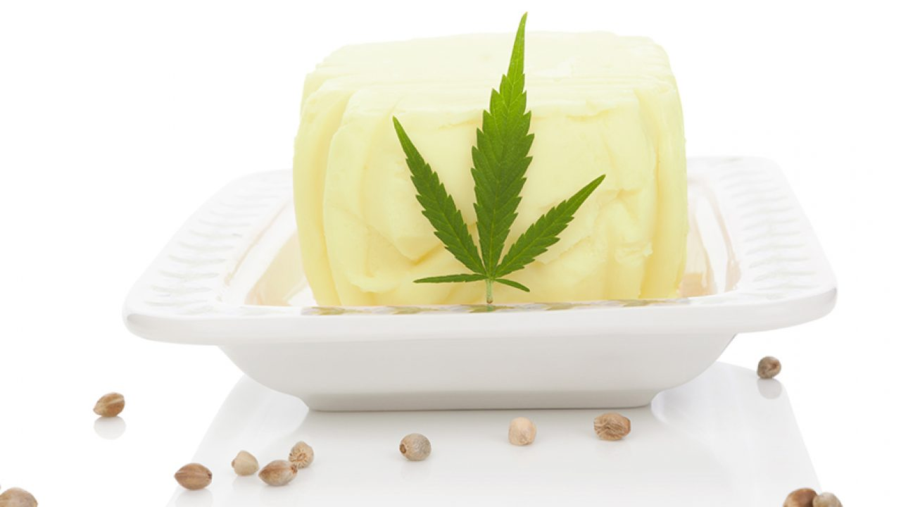 no bake weed edibles with cannabutter-1280x720
